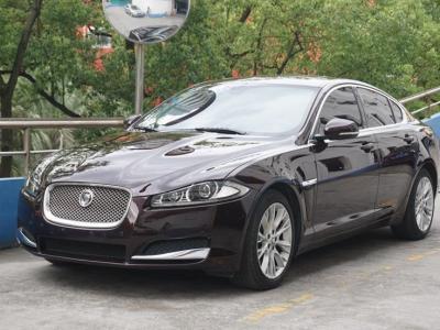2012年10月 捷豹 XF XF 3.0 V6 75周年纪念版图片