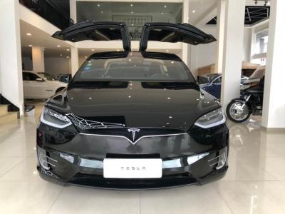 2017年8月 特斯拉 Model X  Model X 75D图片