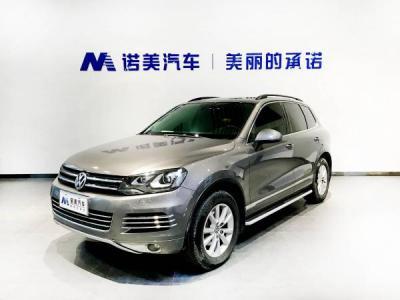大众 途锐  3.0 TDI V6柴油标配型