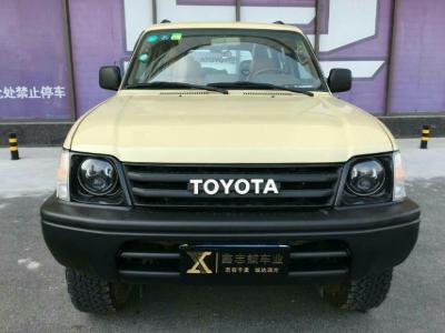 丰田 普拉多  2001款 4.0L 自动图片