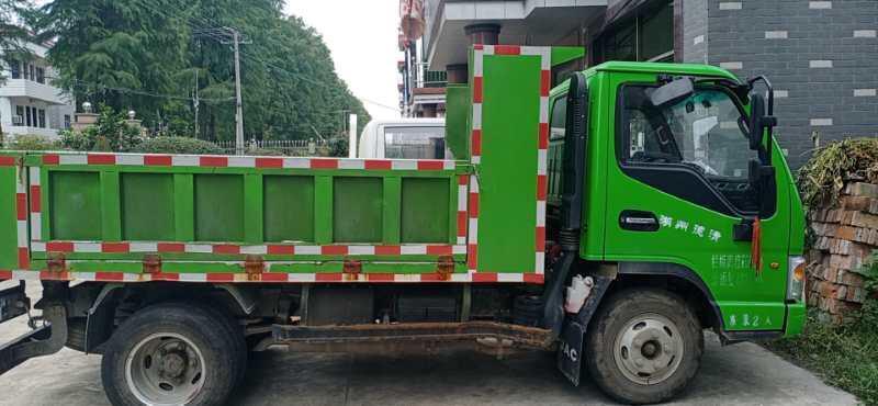 江淮工程自卸车图片