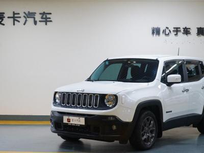 2018年2月 Jeep 自由侠 180T 自动动能版+图片