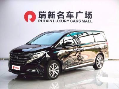 GM8图片 广汽传祺 320T 尊贵版