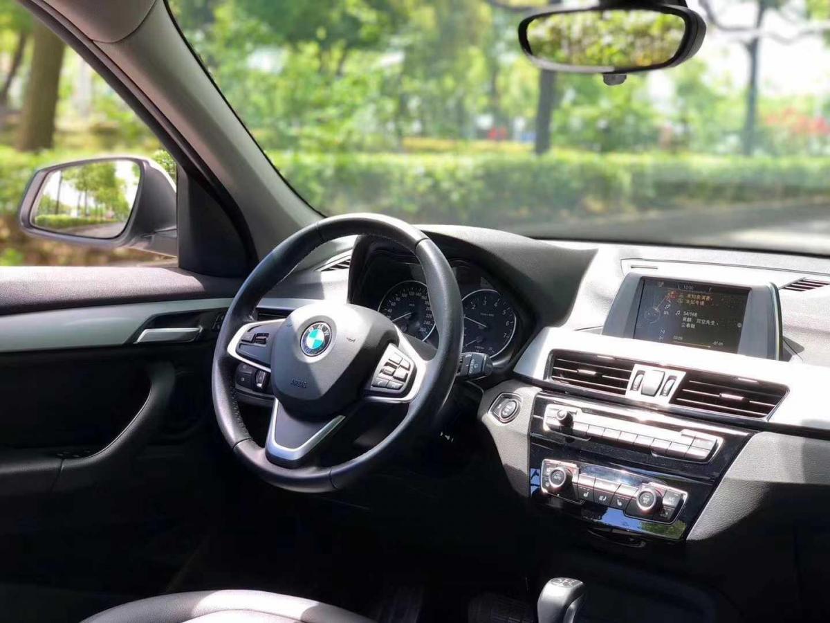 宝马 宝马X1  2016款 sDrive18Li 尊享型图片