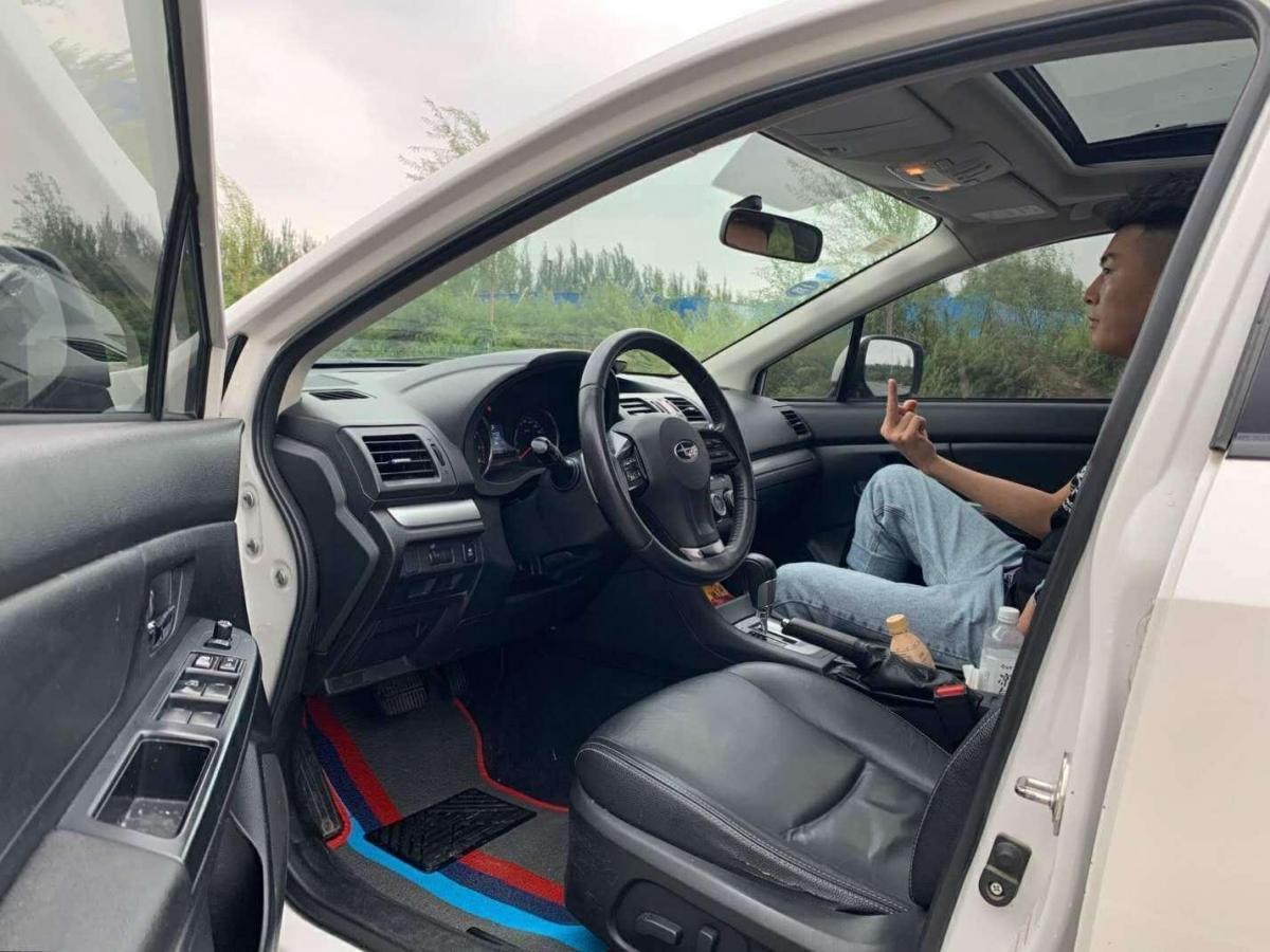 斯巴鲁 XV  2012款 2.0i 豪华版图片