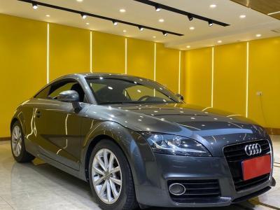 2012年6月 奥迪 奥迪TT(进口) TT Coupe 2.0TFSI图片