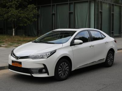 2019年4月 丰田 卡罗拉 改款 1.2T S-CVT GL-i图片