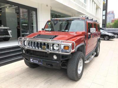悍马 H2  2004款 6.0 AT