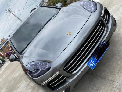 保时捷 Cayenne  2012款 3.6L 美规版图片