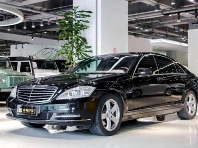 奔驰 S级  S400L Hybrid 3.5L图片
