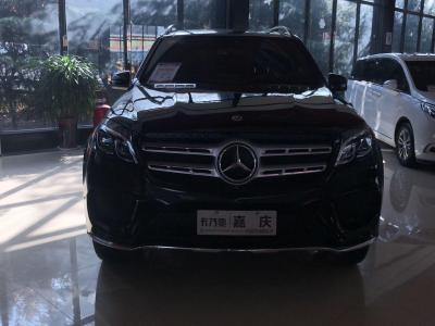 奔驰 奔驰GLS  2017款 GLS 400 4MATIC动感型