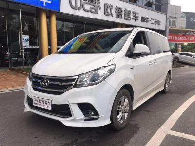 2018年2月 上汽大通MAXUS G10  2.0T 自动精英版 汽油 7座图片