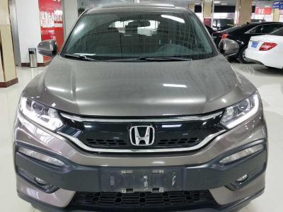 本田 XR-V  2017款 1.8L EXi CVT舒适版