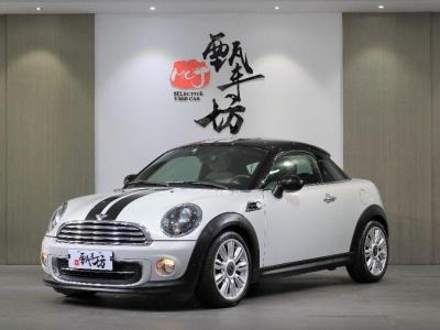 2012年4月 MINI COUPE  1.6L COOPER图片