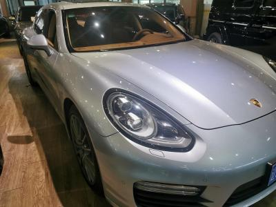 2014年1月 保时捷 Panamera Panamera Turbo S Executive 4.8T图片