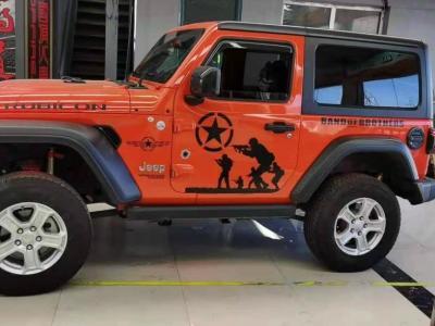 Jeep 牧马人  2019款  2.0T Rubicon 两门版