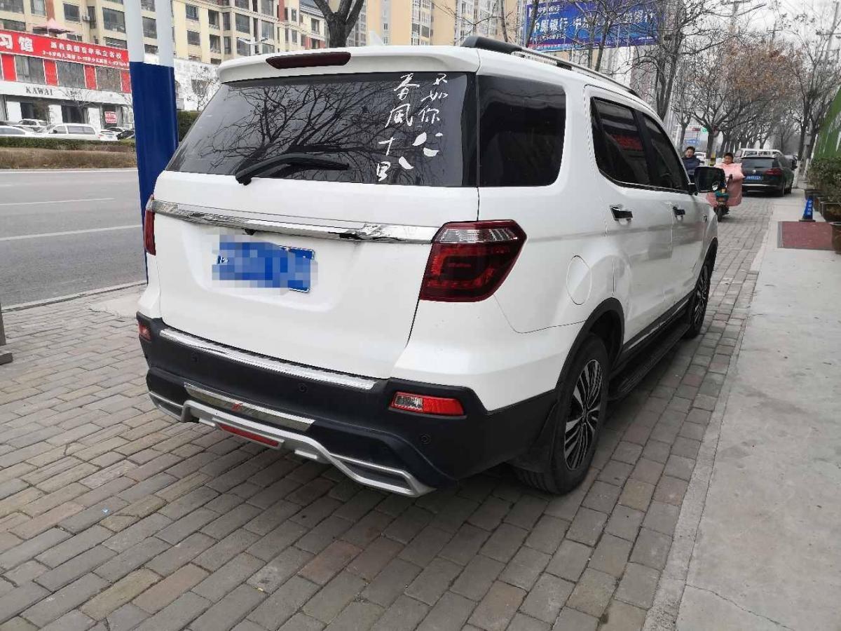 长安欧尚 CX70  2017款 CX70T 1.5T 自动尊擎版图片