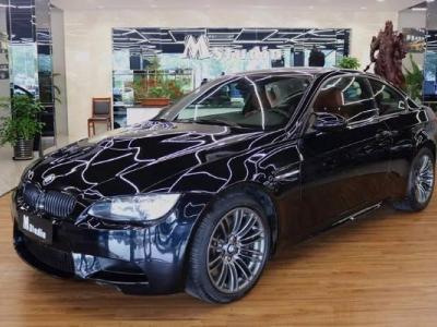 宝马 宝马M系  M3 双门轿跑车 4.0 碳纤顶版图片