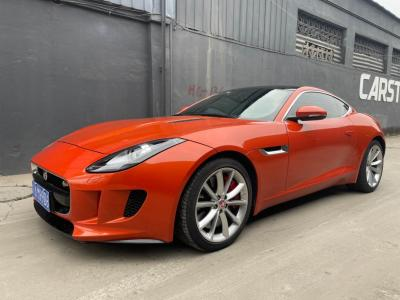 2016年6月 捷豹 F-TYPE S Coupe 3.0T图片