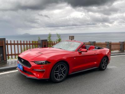 福特 Mustang  2018款 2.3L EcoBoost图片