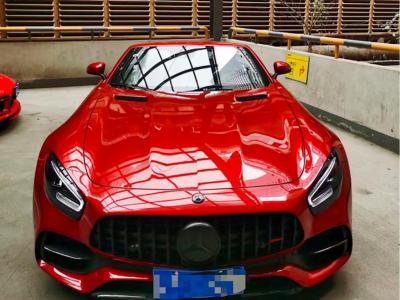 2021年1月 奔驰 奔驰AMG GT AMG GT C Roadster图片