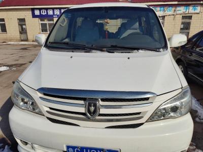 金杯 阁瑞斯  2010款 2.0L睿翔 豪华型(短轴)1TR