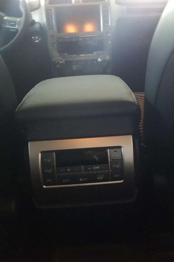 雷克萨斯 GX  GX400 尊贵版 四驱图片
