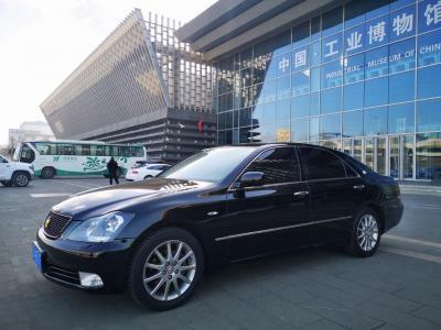 丰田 皇冠  2007款 3.0L Royal Saloon时尚导航图片