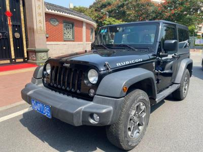 Jeep 牧马人  2017款 3.6L Rubicon 两门舒享版