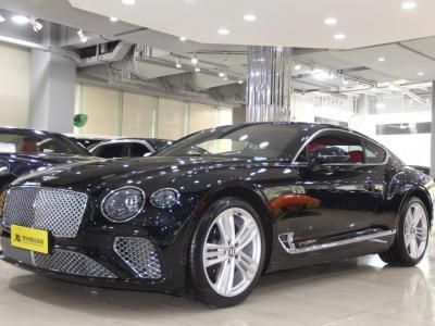 2020年10月 宾利 欧陆 6.0T GT W12图片