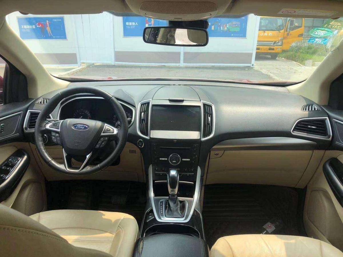 福特 锐界  2015款 2.0T GTDi 两驱铂锐型图片
