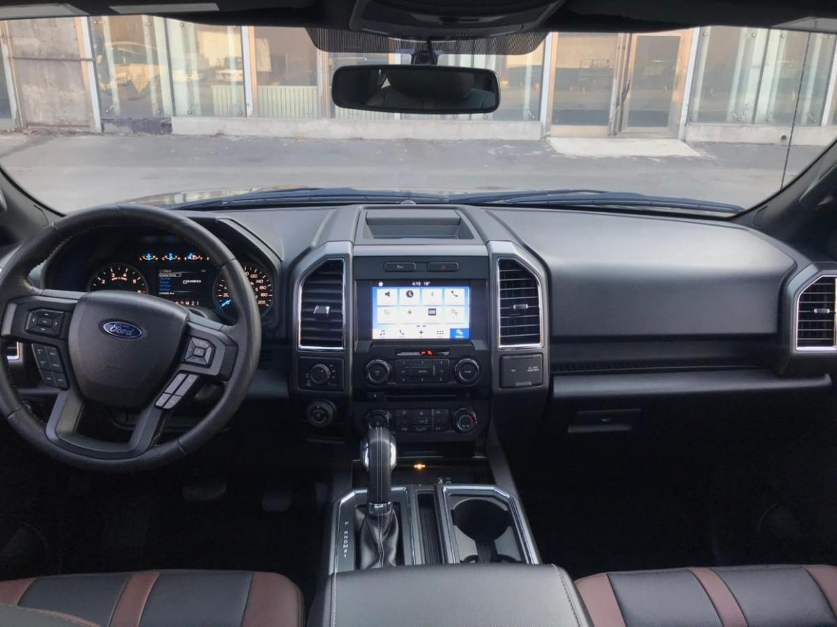 福特 F-150  2019款 3.5T 猛禽性能劲化版图片