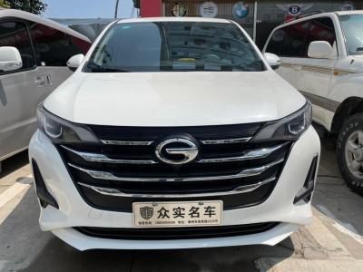 2019年6月 广汽传祺 GM6 270T 自动精英版(七座)图片