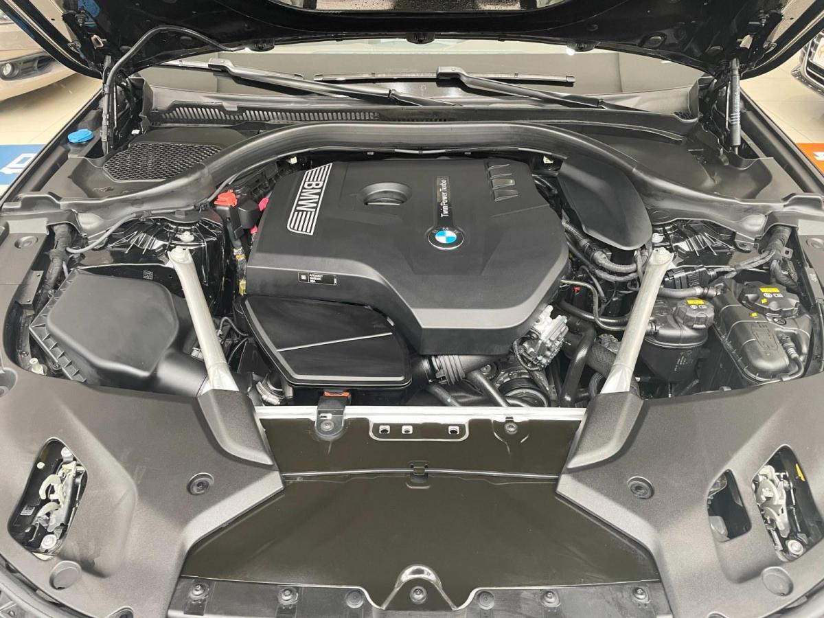 寶馬 寶馬5系  2020款 525Li 豪華套裝圖片