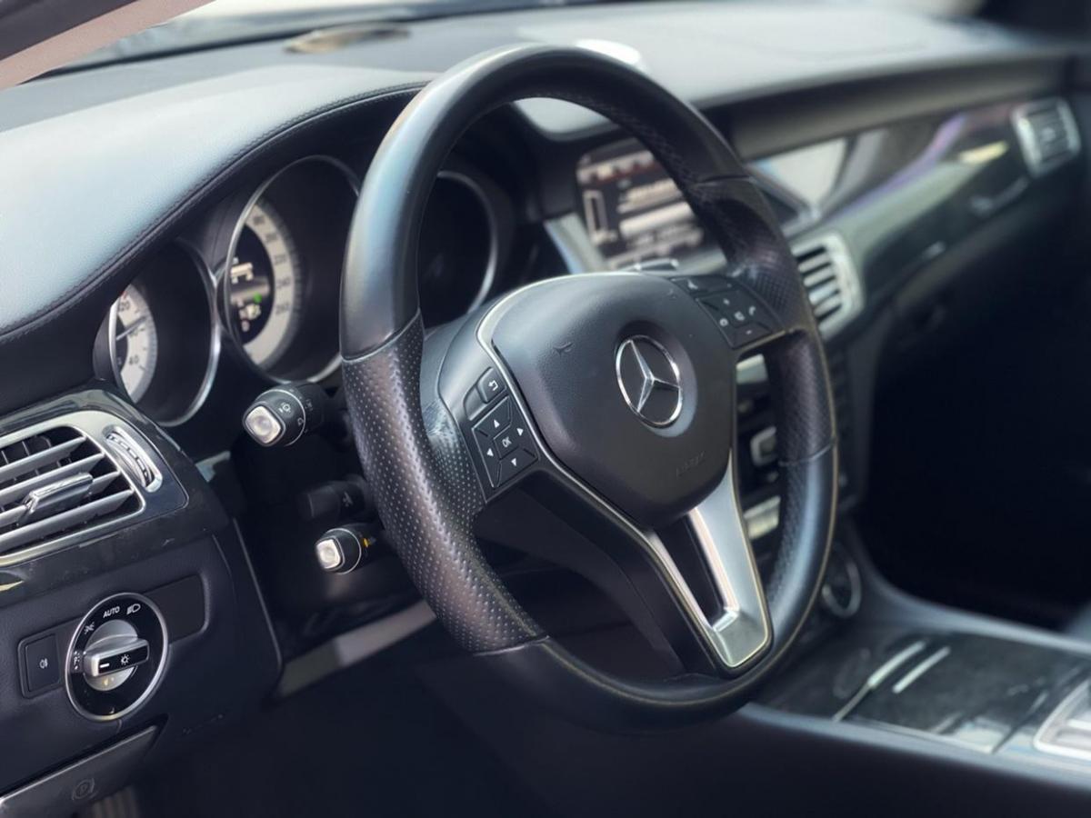 奔驰 奔驰CLS级  2012款 CLS 300 CGI图片