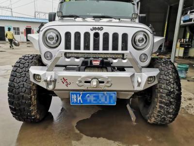 Jeep 牧马人  2012款 3.6L Rubicon 两门版图片