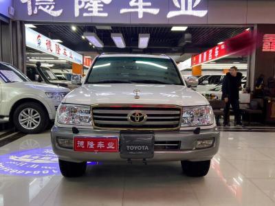 丰田 兰德酷路泽  2003款 4.5L
