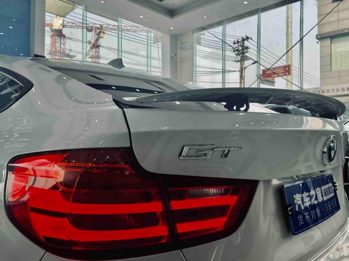 宝马 宝马3系GT  2014款 320i 领先型图片