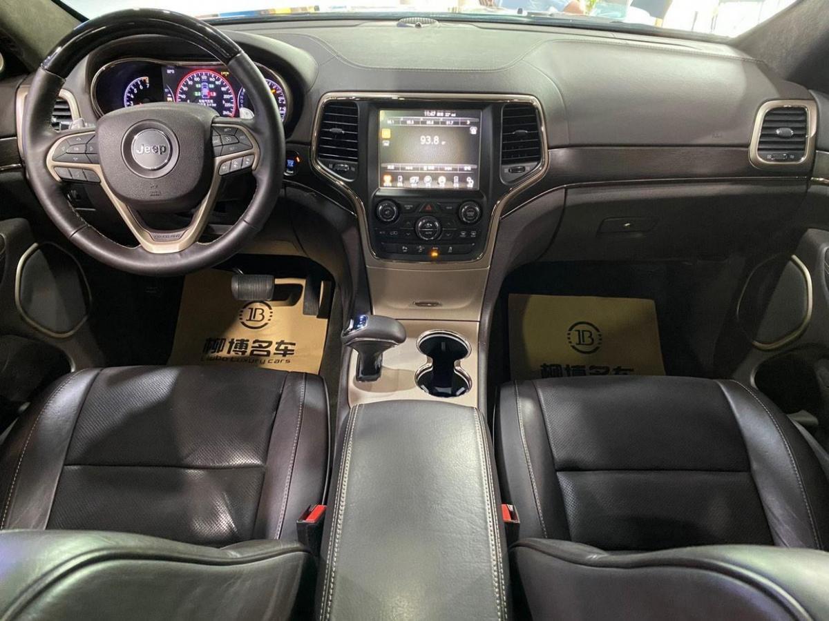 Jeep 大切诺基  2014款 3.0L 旗舰尊悦版图片