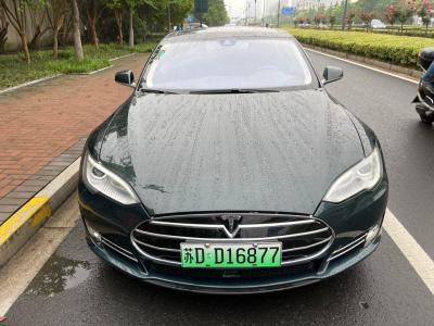 特斯拉 Model S  2014款 Model S P85圖片