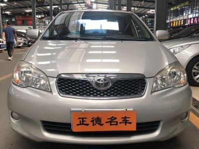 豐田 花冠  2010款 1.6L 自動經典版圖片
