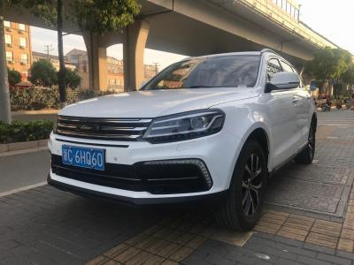 2017年8月 众泰 T600 运动版 1.5T 自动豪华型图片