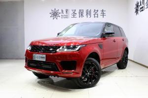 2019年7月 路虎 揽胜运动版  3.0 V6 锋尚创世版 DYNAMIC图片