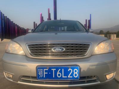 福特 蒙迪欧  2006款 2.0L 尊贵型图片