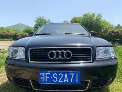奥迪 奥迪A6  2004款 2.4L 豪华舒适型