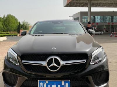 2019年7月 奔驰 奔驰GLE(进口) GLE 320 4MATIC 动感型臻藏版图片