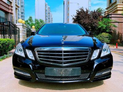 奔驰 奔驰E级  2013款 E 300 L 时尚型图片