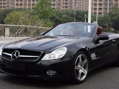 奔驰SL级&nbspSL300 3.0 GrandEdition