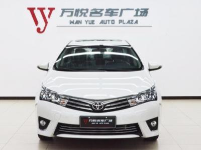丰田 卡罗拉  1.2T CVT GL-i图片