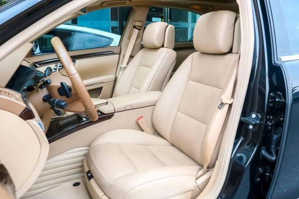 奔驰 奔驰S级  2012款 S 300 L 尊贵型 Grand Edition图片